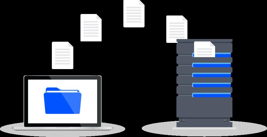 data-backup-vector