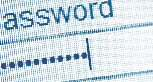 password-screen