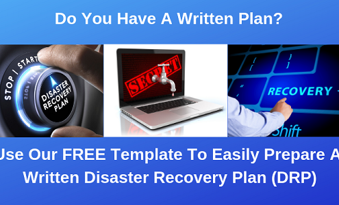Do you have a DRP written plan