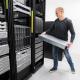 Tech Racking A Server