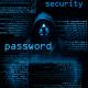 Hooded Hacker Stealing Passwords