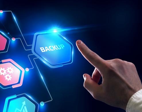 Backup storage data internet technology