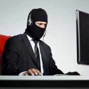 Fake call center worker